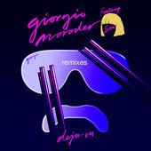 Giorgio Moroder – Déjà vu (Remixes) [feat. Sia] – EP [iTunes Plus AAC M4A] (2015)