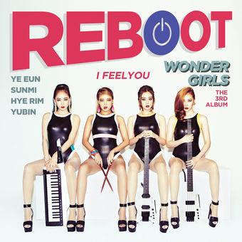 REBOOT – Wonder Girls