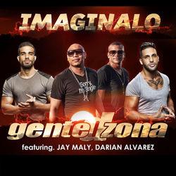 View album Imaginalo (feat. Jay Maly & Darian Alvarez) - Single