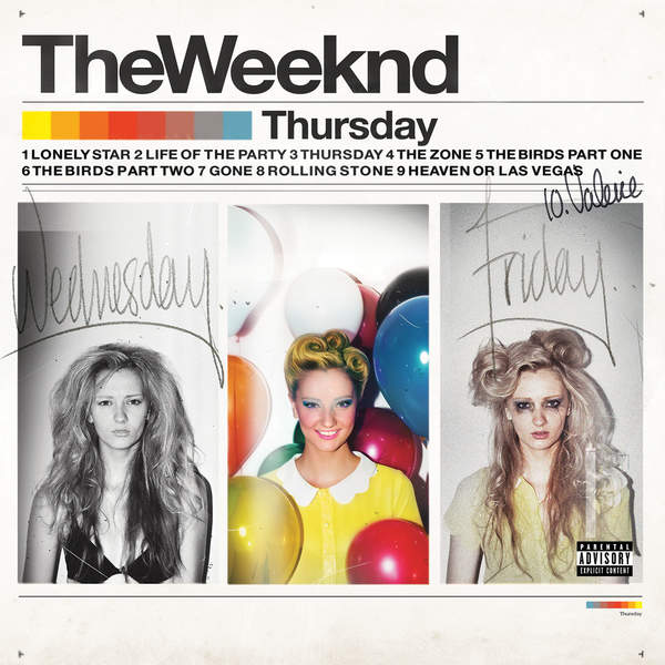 The Weeknd – Thursday (2015) [iTunes Plus AAC M4A]