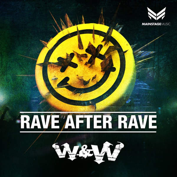 W&W – Rave After Rave – Single (2015) [iTunes Plus AAC M4A]