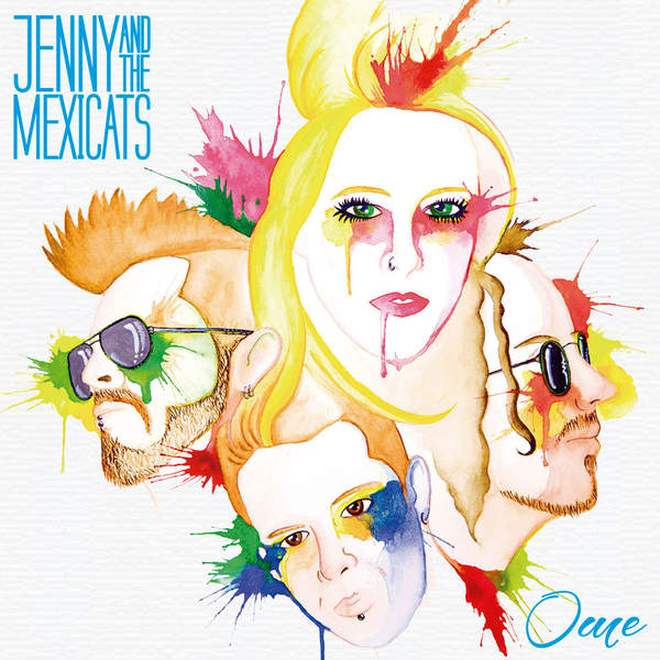 Jenny And The Mexicats - Ome [iTunes Plus AAC M4A] (2014)