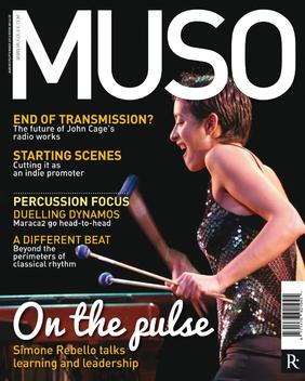 Muso Magazine - unstuffy coverage of classical music LOGO-APP點子