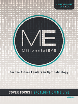 Millennial Eye LOGO-APP點子