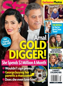 Star Magazine USA LOGO-APP點子