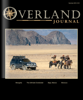 Overland Journal LOGO-APP點子