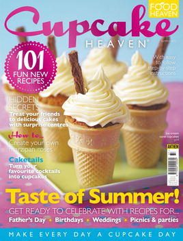 Food Heaven - Britain's number 1 baking magazine series LOGO-APP點子