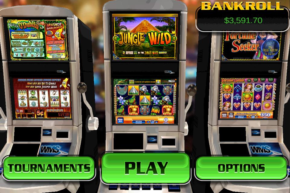 free slot machine apps for ipad
