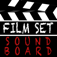 Film Set - Sound and Clapper Board