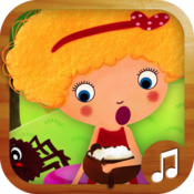 Little Miss Muffet for Mac icon