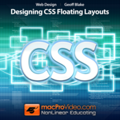 Web Design 205: Designing CSS Floating Layouts for Mac icon
