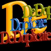 DeDuplicate for Mac icon