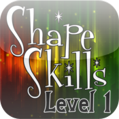 Shape Skills Level 1 Review icon