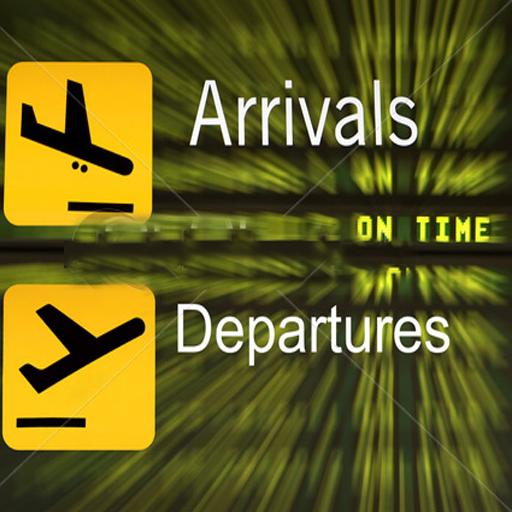 horario vuelos - Salida y Llegada