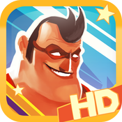 The Hero HD Review icon