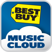 Best Buy Music Cloud icon