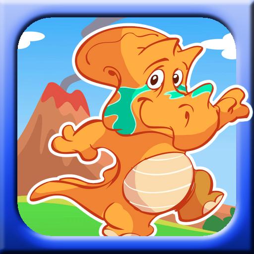 Dino Match-A-Roo