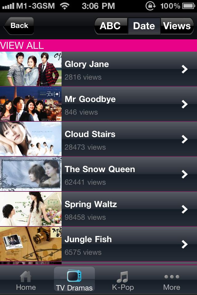 Image of Maaduu - Free Korean Drama & K-Pop Music Videos for iPhone