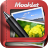 Mooklet - that allows you to create animated story photo-books and publish them! by KANTETSU WORKS icon