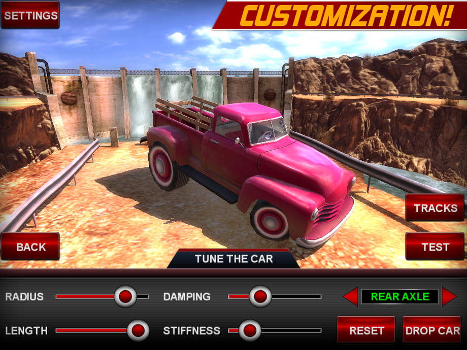 Offroad Legends - iPhone Mobile Analytics and App Store Data