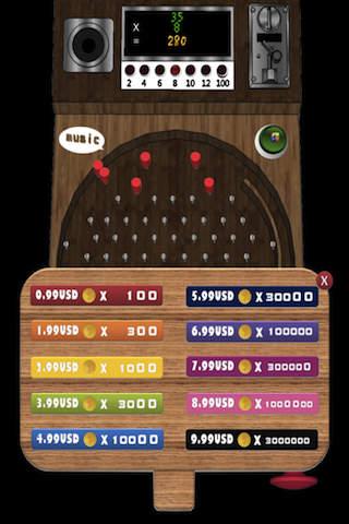 Taiwan Music NightMarket Pinball iPhone Screenshot 1
