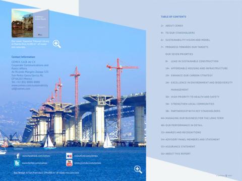 CEMEX Sustainable Development Report 2011