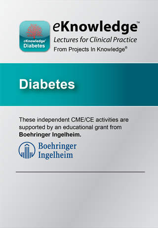 eKnowledge - Diabetes: Lectures for Clinical P...