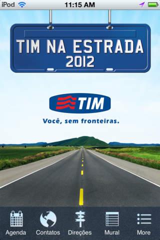 Tim na Estrada