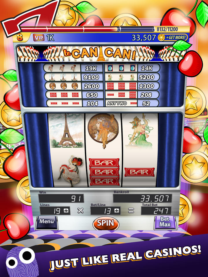 Big Win Slots™ - All New, Las Vegas Casino Slot Machines - iPhone Mobile Analytics and App Store Data