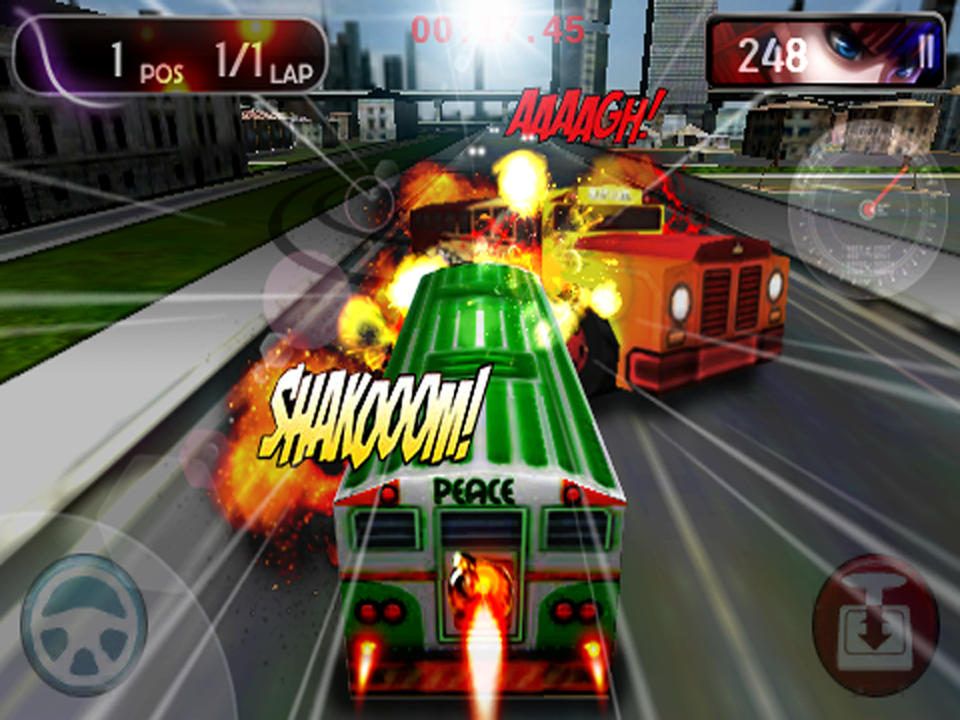 Bus Turbo Racing FREE. - iPhone Mobile Analytics and App Store Data
