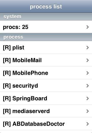 plist iPhone Screenshot 2