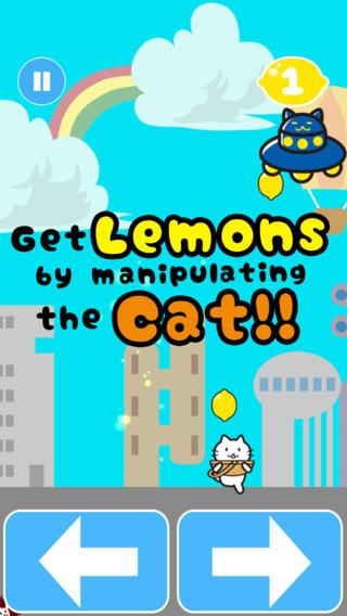 Cat Lemon Rescue