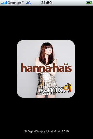 Hanna Haïs by mix.dj