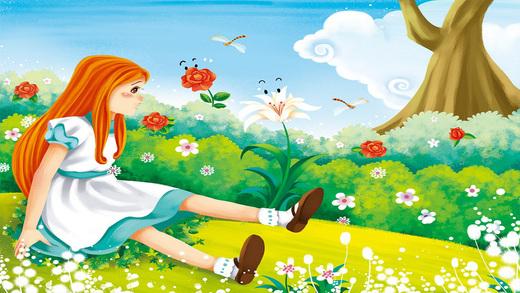 爱丽丝漫游仙境2 - 睡前 童话 动画 故事书 iBigToy