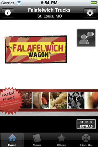 Falafelwich Trucks