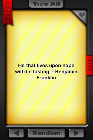 Ben Franklin Quotes