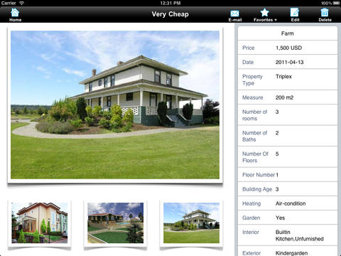 Real Estate Agenda screenshot 2