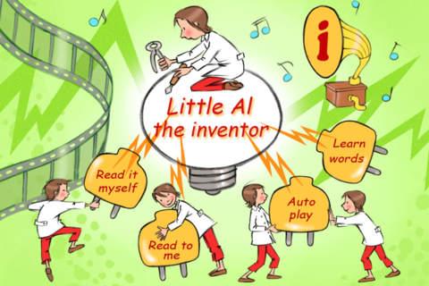 Thomas Edison: Little Al the Inventor - Free