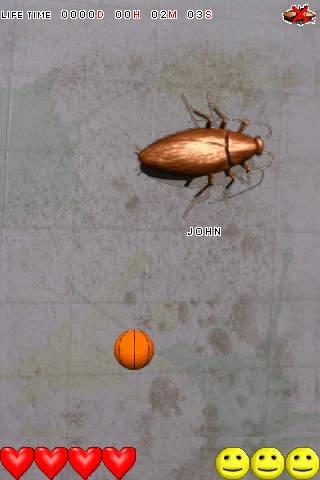 My Little Cockroach