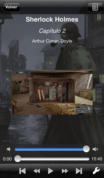 AudioEbook Sherlock Holmes y la Banda de Lunares