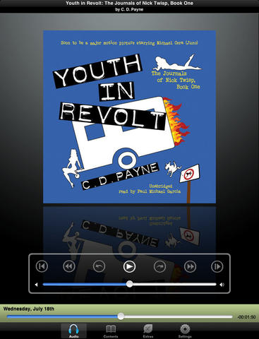 玩免費書籍APP|下載Youth in Revolt (by C. D. Payne) app不用錢|硬是要APP