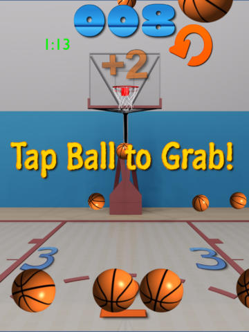 Hot Shot BBALL - Basketball Shoot Em Up