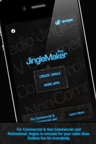 Jingle Maker Pro - Ringtone Jingle creation