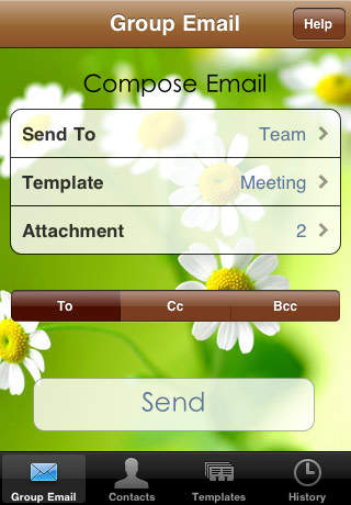 Group Email Solution