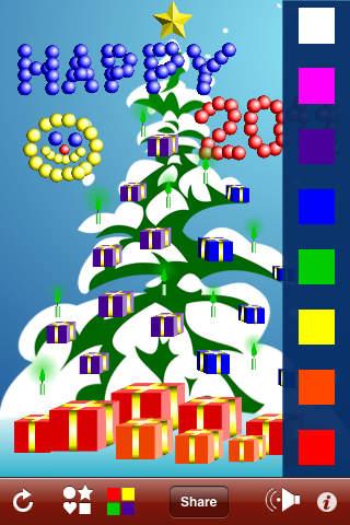 Decorate Christmas Tree iPhone Screenshot 3