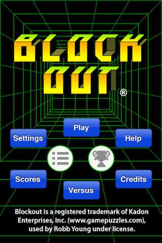 Blockout® iPhone Screenshot 5