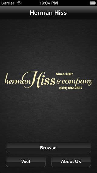 Herman Hiss