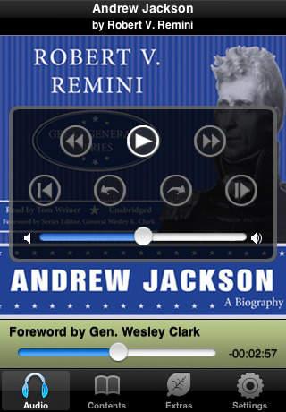 Andrew Jackson (by Robert V. Remini)