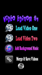 Screenshot #2 for Video Editor #1