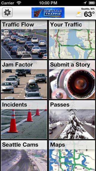 Seattle Traffic Mobile